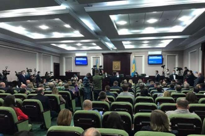 Чи піде голова Київської обласної ради у відставку?