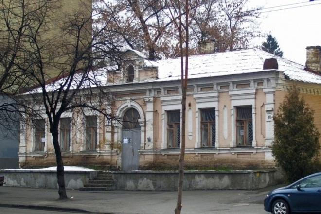 """У столиці знесуть 120-річний особняк Баккалинського, депутати дали """"зелене світло"""""""