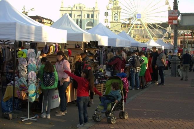 Свій до свого по своє: на Контрактовій площі пройде сімейний фестиваль
