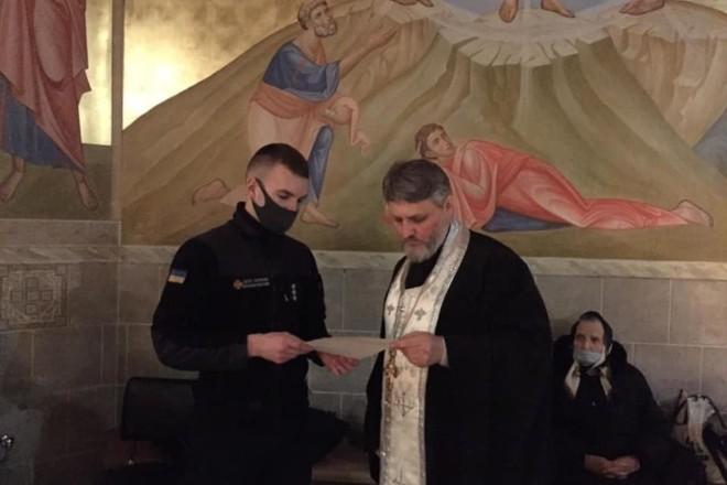 Рятувальники пішли рейдом по київських церквах (ФОТО)