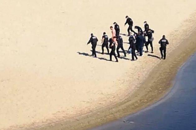 """Рік інциденту: чим займається """"качок"""" з Гідропарку, якого ловили 10 поліцейських"""