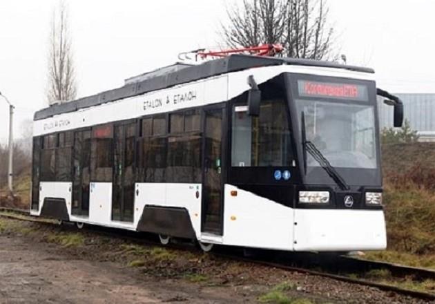 """Столицею курсуватиме новий """"енергоефективний"""" трамвай: деталі"""