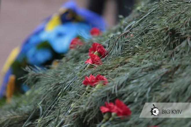 """Пам'ять """"Чорнобильських героїв"""" вшанували покладанням квітів"""