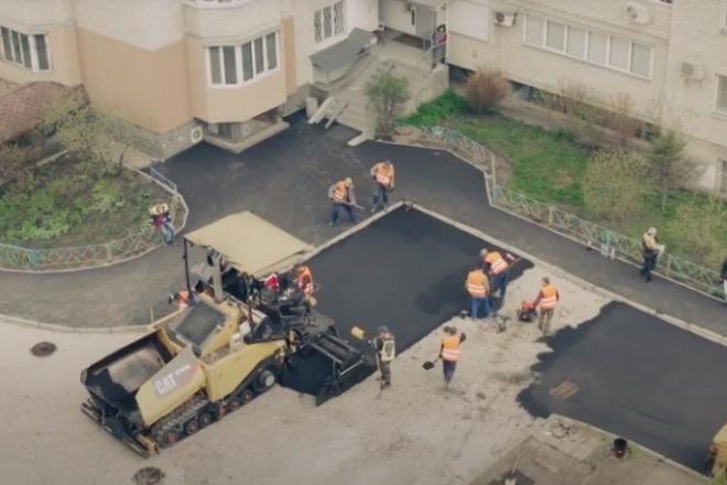 Стартувало оновлення дворів – де відремонтують найбільше (ВІДЕО)