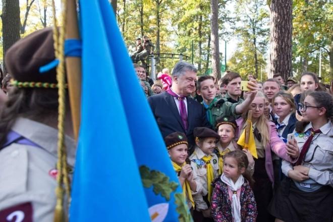 """""""Бути вірним Богові і Україні та допомагати іншим"""": Український Пласт відзначає 109-річчя"""