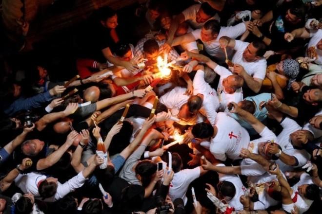 Чи отримає Україна благодатний вогонь – що каже Епіфаній