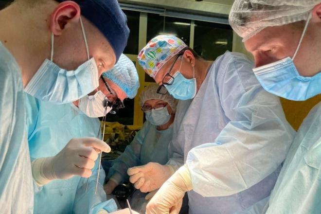 У Київському центрі нефрології вперше посмертно трансплантували нирку