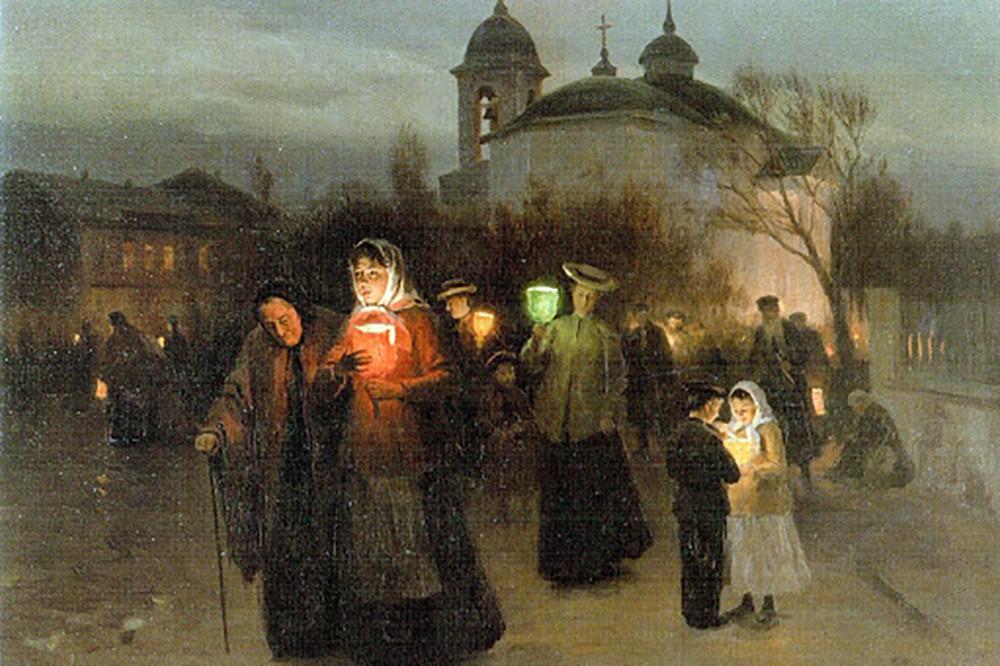Великдень — Київські традиції Великодня – Пасха – Паска