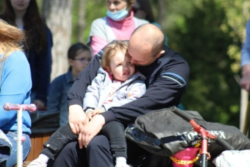 На День батька у Києві влаштують велике сімейне свято