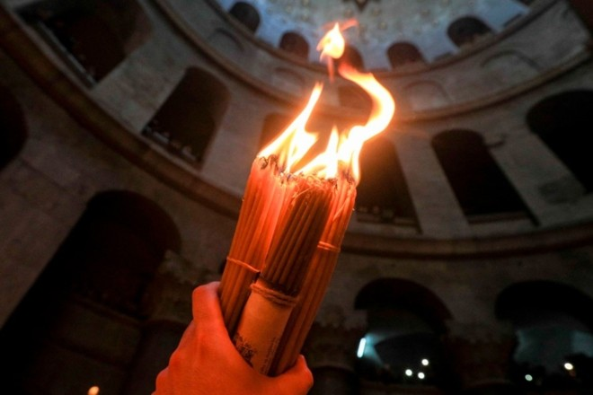 У храми ПЦУ благодатний вогонь прибуде пізніше: причина
