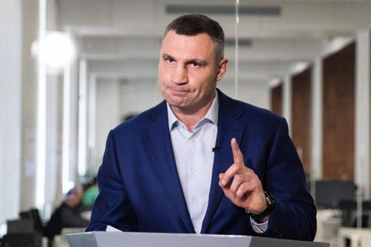"""Кличко розповів, чому вони із Зеленським """"не дружать"""""""