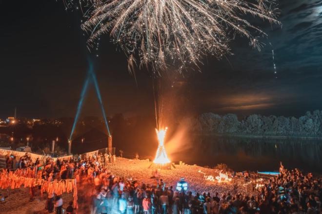 Річковий рейв: у Вишгороді пройде вечірка електронної музики