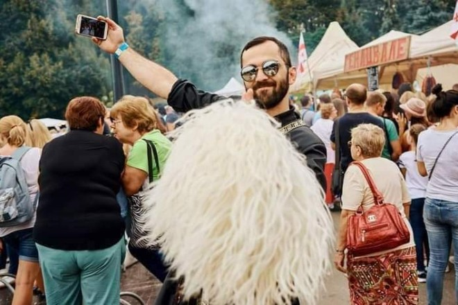 Відчуй Грузію на смак. KARTULI FEST знову в Києві!