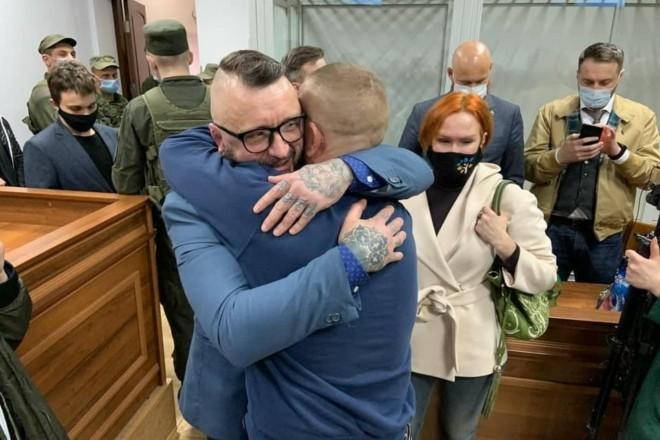 Антоненко зможе отримати компенсацію за перебування під вартою – міністр юстиції