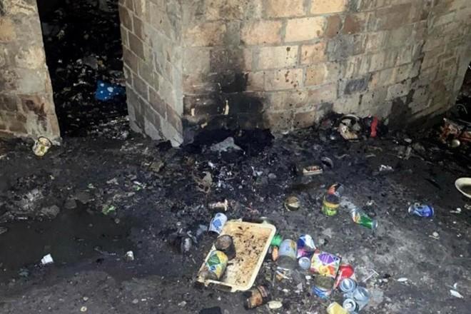 Страшна помста: в Києві двоє чоловіків спалили незнайомця живцем