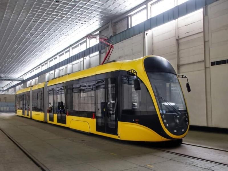 З клімат-контролем та USB-роз'ємами: у Києві з'являться 20 нових трамваїв