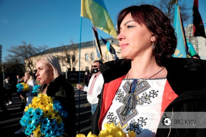 """Марш на честь СС """"Галичина"""" в Києві: як пояснюють в КМДА"""