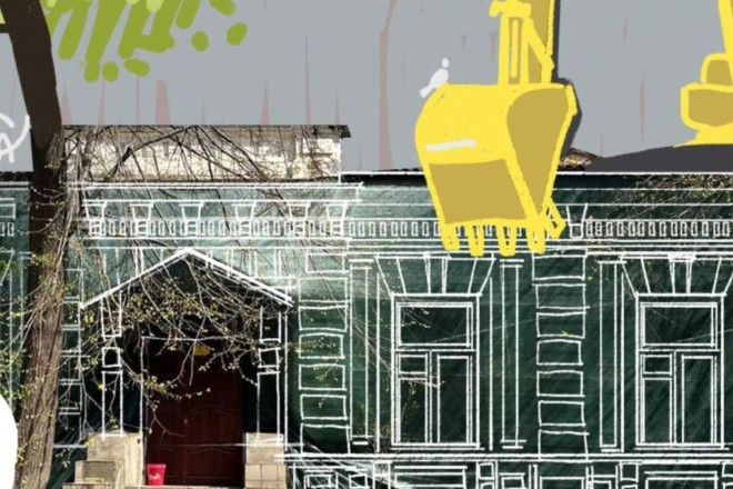 Ще один старовинний особняк в Києві під загрозою – що відбувається