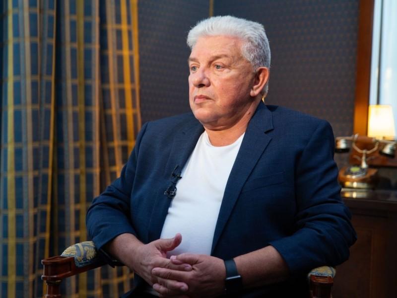 Грав у баскетбол і впав: у відомого коміка Олега Філімонова помер 15-річний онук