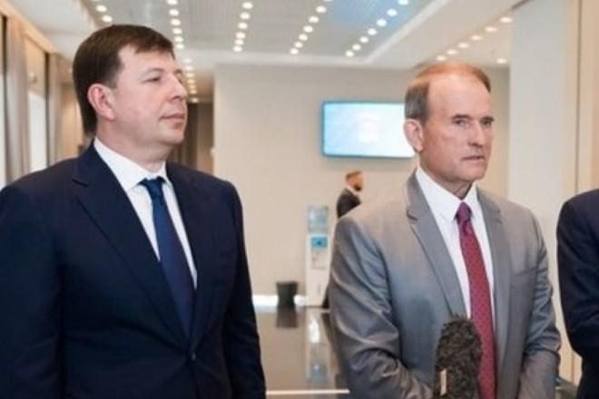 Кум Путіна під слідством. Медведчук набув статусу підозрюваного з 11 травня