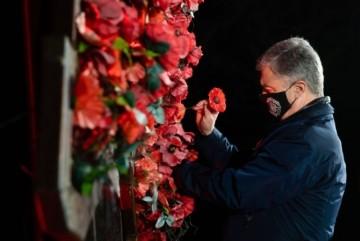 У столиці триває акція «Перша хвилина миру» з нагоди Дня пам'яті та примирення – ТРАНСЛЯЦІЯ,ФОТО