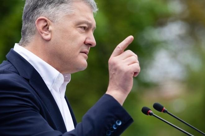 Все звалити на Степанова не вийде – Порошенко про розкрадання антиковідного фонду