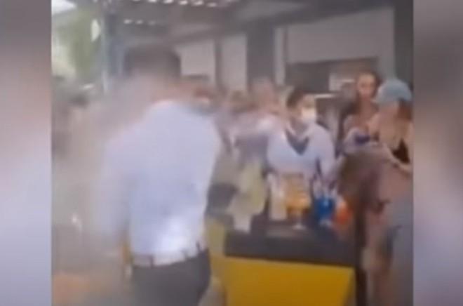 У Туреччині після гучної вечірки закрили 5-зірковий готель. Там гуляли і українці (ВІДЕО)