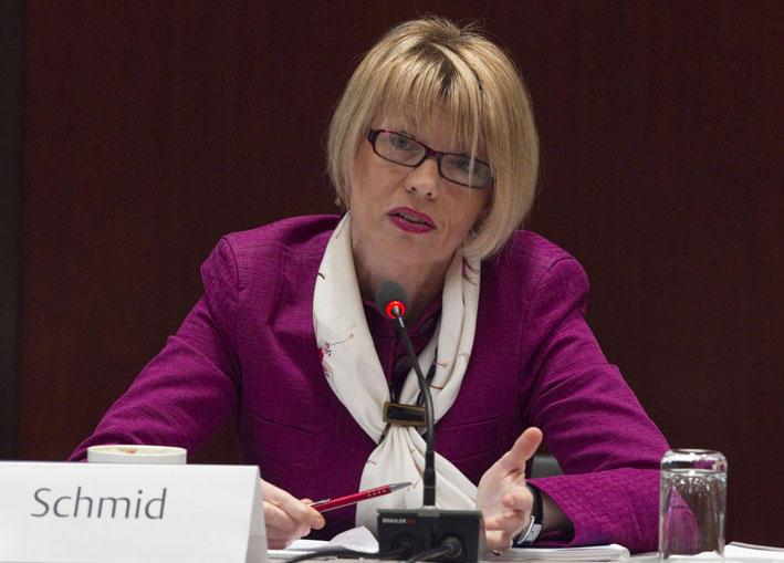 Очільниця ОБСЄ їде в Україну: причина візиту