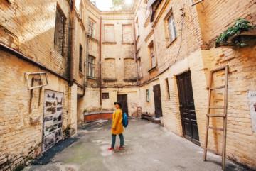 Прогулянки Києвом: чи справді дворики Подолу найцікавіші в місті?