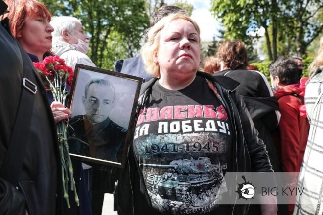 "9 травня в Києві – фоторепортаж ""Великого Києва"""