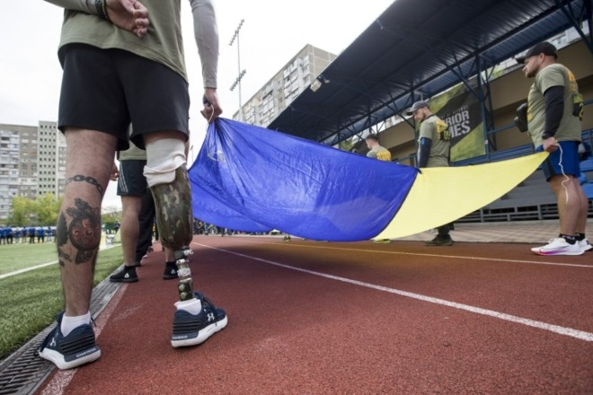 Уособлення сили і мужності: в Києві пройшов фестиваль «Звитяга Нескорених»