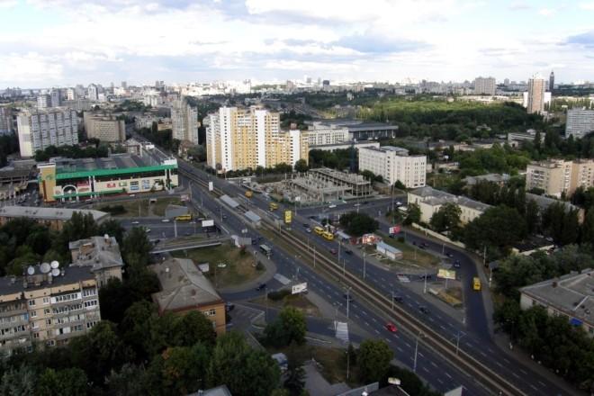 По вулиці Борщагівській перекриватимуть рух – схема об'їзду