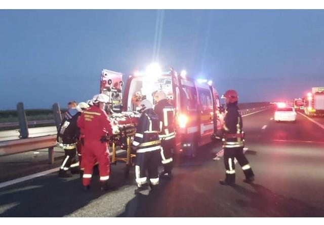 Автобус з українцями розбився на румуно-угорському кордоні: є постраждалі та загиблі