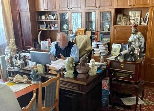 Директор одного з інститутів Нацакадемії аграрних наук попався на хабарі