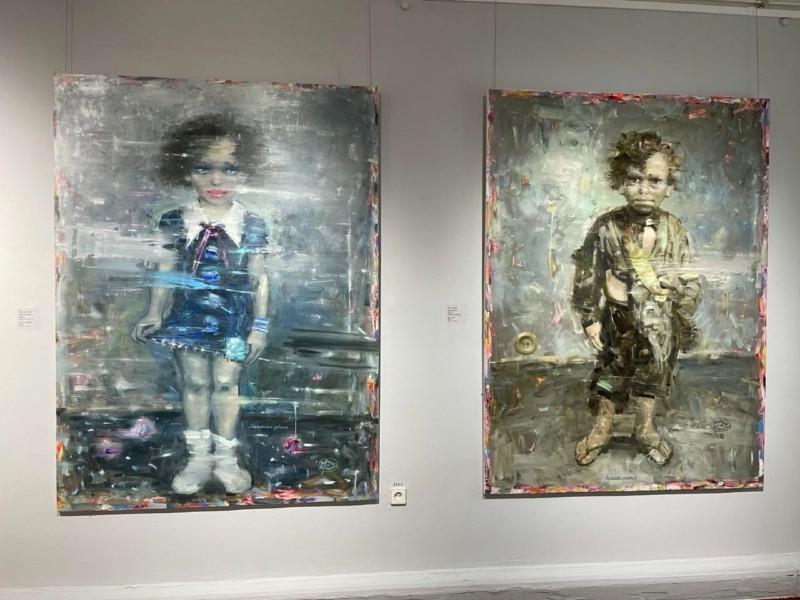 У Києві відкрилась виставка відомого митця (ФОТО)