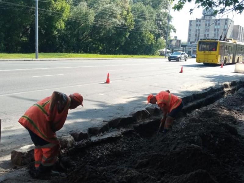 У Києві завершили середній ремонт на 6 вулицях із запланованих 65