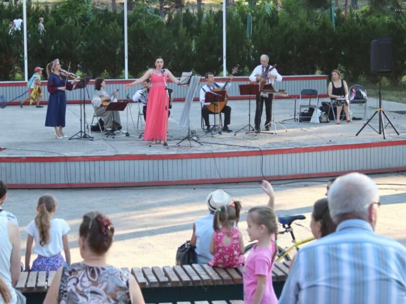 В Ірпені стартує сезон літніх музичних вечорів