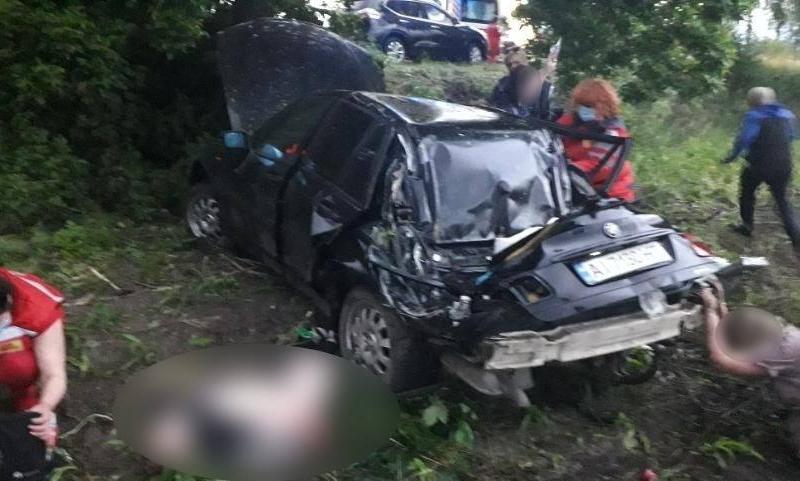 12-річний хлопчик загинув у свій день народження в ДТП на Київщині