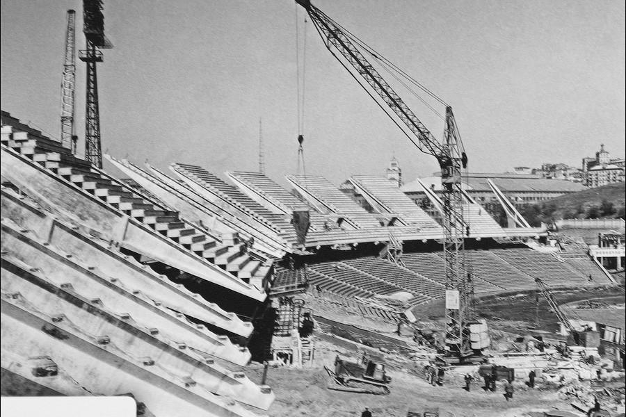 Олімпійський стадіон – Республіканський стадіон – Динамо Київ – Суперкубок УЄФА