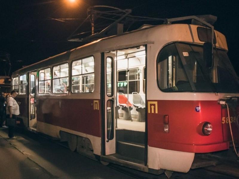 Сьогодні столичні трамваї не допрацюють до кінця дня: про які маршрути йдеться
