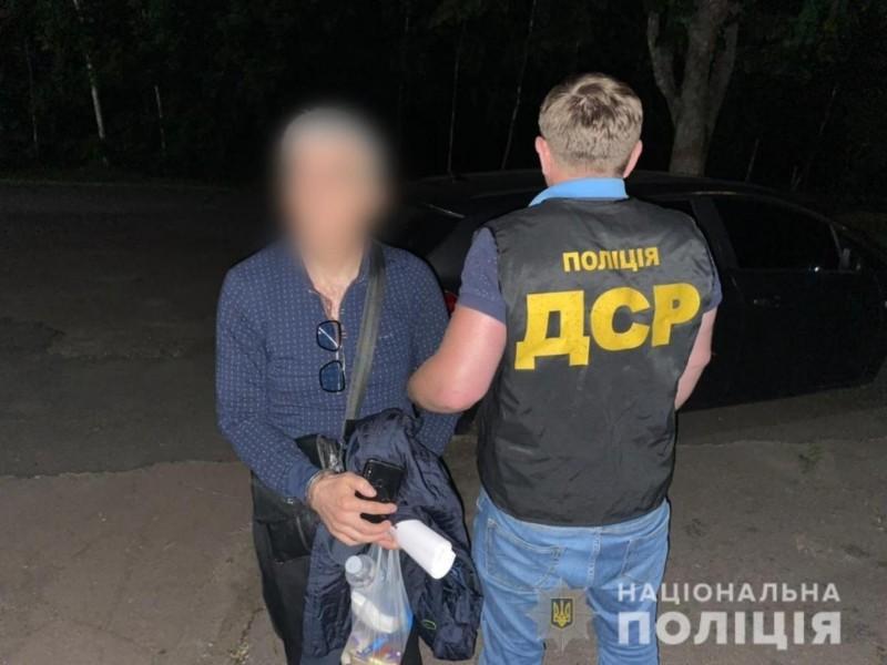 """У столиці піймали кримінального авторитета """"Діда"""", якого ніяк не можуть видворити з України"""