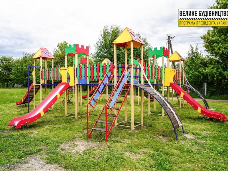 Кольорове дитинство гарантоване. На Київщині оновлюють дитсадок – фото