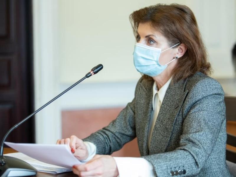 Прискіпливість не завадить. Марина Порошенко пообіцяла контролювати будівництво Центру нейрореабілітації учасників АТО