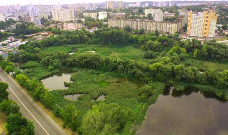 Забудовнику Совських ставків показали на двері: договір розірвано, землю повернено місту