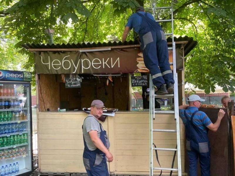 8 районів Києва очистили від МАФів – адреси