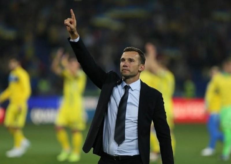Шевченко назвав провідних гравців української збірної на ЄВРО
