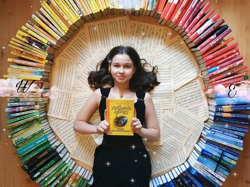Мрія дорожче. Маленька киянка продала всі свої книги, аби поїхати в освітній табір