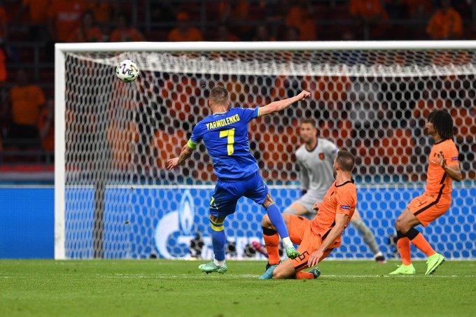 Збірна України програла в стартовому матчі Євро-2020