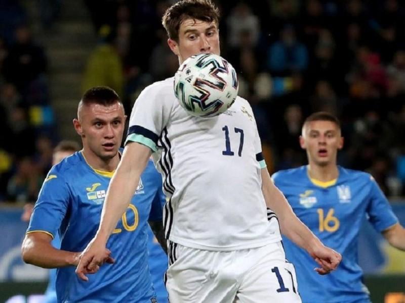 Українська збірна з футболу блискуче розірвала ірландців
