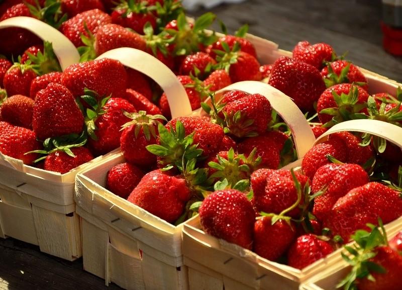 Ярмарки цього тижня – де купити полуницю та черешні (АДРЕСИ)
